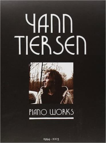 YANN TIERSEN PIANO WORKS 1994-2003  SEMINUEVO PERFECTO ESTADO