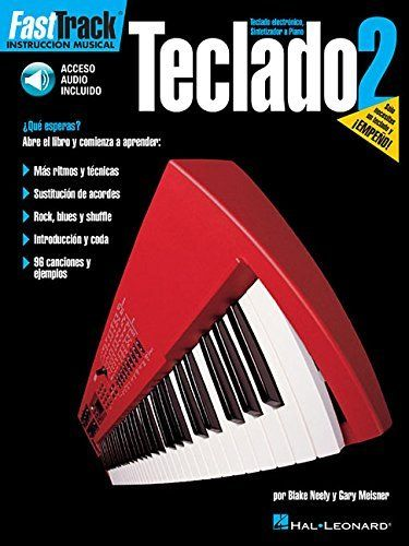 FastTrack - Teclado 2  BOOK+CD - acordes